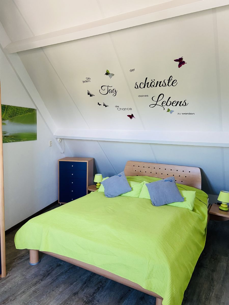 Wohnraeume / Schlafzimmer2 OG