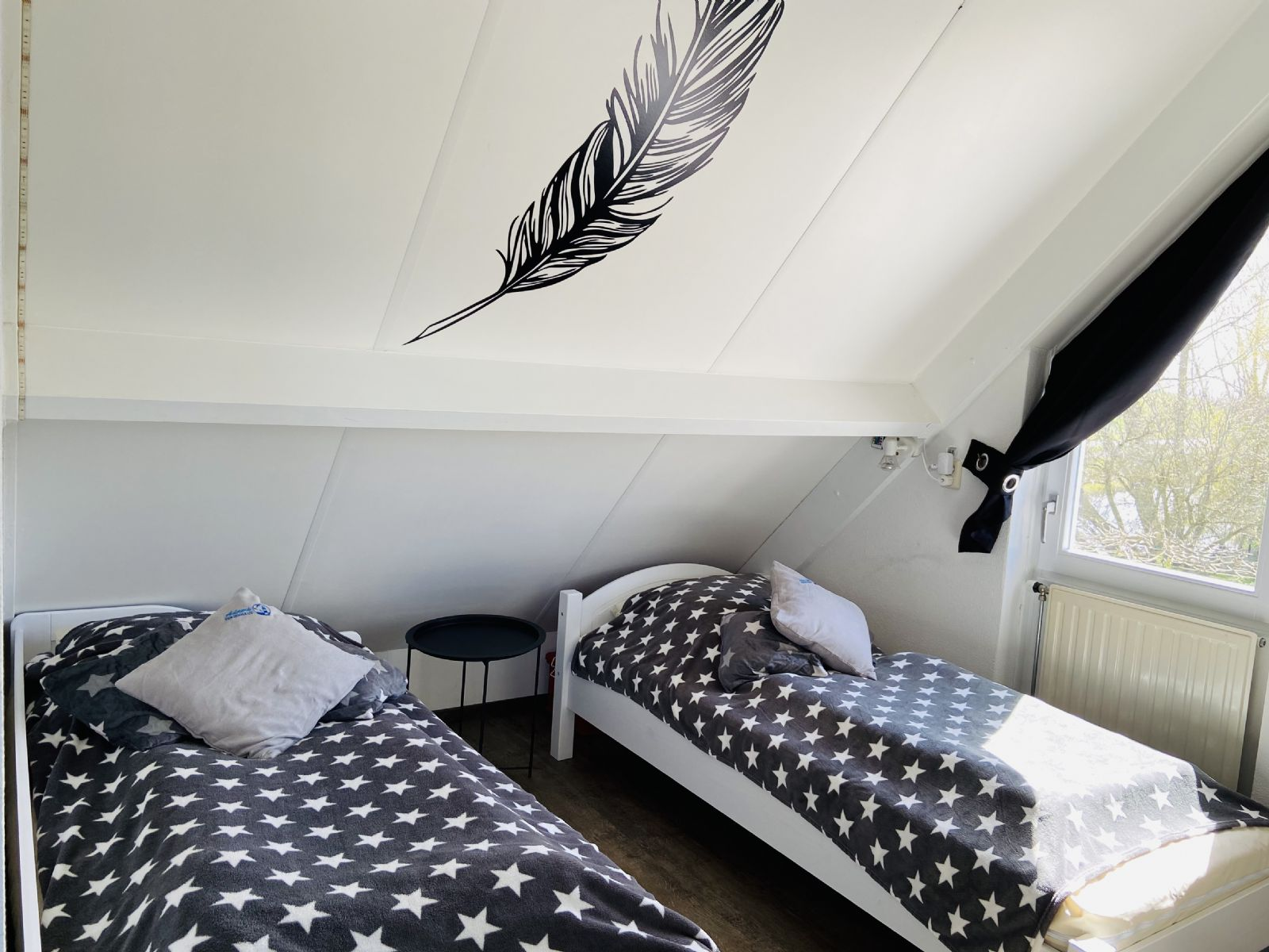 Wohnraeume / Schlafzimmer OG